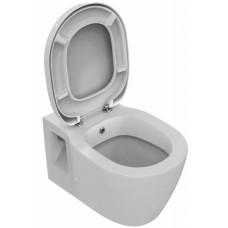 Конзолна тоалетна чиния  с бидетна арматура CONNECT